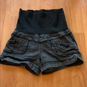 Jolt Maternity Shorts